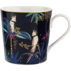 Buy Sara Miller Tahiti Collection Mug Tahiti Cockatoo at Louis Potts