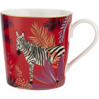 Buy Sara Miller Tahiti Collection Mug Tahiti Zebra at Louis Potts