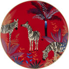 Buy Sara Miller Tahiti Collection Side Plate 20cm Set of 4 Assorted Tahiti at Louis Potts