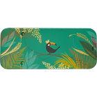 Buy Sara Miller Tahiti Collection Slider Tin Mini Tahiti Toucan Green at Louis Potts