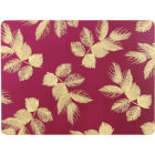 Buy Sara Miller Placemats & Coasters Collection Placemat Set of 4 Etched Leaves Pink at Louis Potts