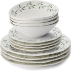 Buy Sophie Conran Mistletoe Amor 12 Piece Dinner Set at Louis Potts