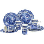Buy Spode Blue Italian 12 Piece Set at Louis Potts