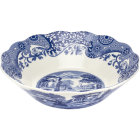 Buy Spode Blue Italian Daisy Bowl 25cm at Louis Potts