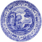 Buy Spode Blue Italian Espresso Saucer at Louis Potts