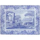 Buy Spode Blue Italian Glass Worktop Saver at Louis Potts
