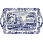 Buy Spode Blue Italian Large Tray Melamine at Louis Potts