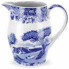 Buy Spode Blue Italian Liverpool Jug 1.7L at Louis Potts