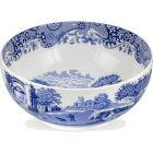 Buy Spode Blue Italian Round Bowl 27.5cm at Louis Potts