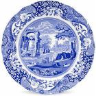 Buy Spode Blue Italian Round Platter 30cm at Louis Potts