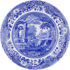 Buy Spode Blue Italian Tea Saucer at Louis Potts