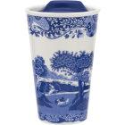 Buy Spode Blue Italian Travel Mug 0.23L at Louis Potts