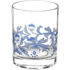 Buy Spode Blue Italian Tumbler Glass Set of 4 at Louis Potts