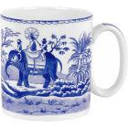 Buy Spode Blue Room Mug - Archive - Indian Sporting at Louis Potts