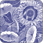Buy Spode Blue Room Sunflower Coaster Set of 6 at Louis Potts