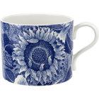 Buy Spode Blue Room Sunflower Coffee Mug 0.34L at Louis Potts