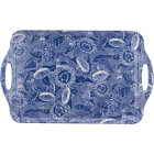 Buy Spode Blue Room Sunflower Large Handled Tray at Louis Potts