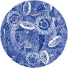 Buy Spode Blue Room Sunflower Side Plate 22cm at Louis Potts