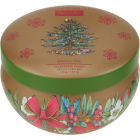 Buy Spode Christmas Tree Boutique Tin Wax Filled Candle Spruce Pine at Louis Potts
