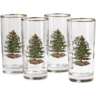 Buy Spode Christmas Tree Hiball Set of 4 at Louis Potts