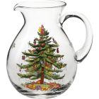 Buy Spode Christmas Tree Pitcher Jug at Louis Potts
