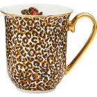 Buy Spode Creatures Of Curiosity Mug Leopard at Louis Potts