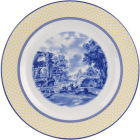 Buy Spode Giallo Round Platter at Louis Potts