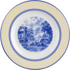 Buy Spode Giallo Salad Plate 20cm at Louis Potts