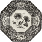 Buy Spode Heritage Collection Octagonal Platter 35.5cm Flora at Louis Potts