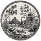 Buy Spode Heritage Collection Plate 20cm Rome at Louis Potts