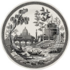 Buy Spode Heritage Collection Plate 27cm Rome at Louis Potts