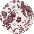 Buy Spode Kingsley Lunch Plate 23cm White at Louis Potts