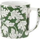 Buy Spode Ruskin Mug 0.25l Oak Leaf at Louis Potts