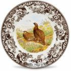 Buy Spode Woodland Plate 27cm Red Grouse at Louis Potts