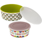 Buy The Very Hungry Caterpillar The Very Hungry Caterpillar Melamine Snack Tub Set of 2 at Louis Potts