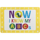 Buy The Very Hungry Caterpillar The Very Hungry Caterpillar Placemat Alphabet ABC at Louis Potts