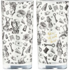Buy Victoria and Albert Museum Alice In Wonderland Hiball Glass Set of 2 at Louis Potts