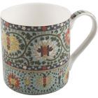 Buy Victoria and Albert Museum Mug Collection Giftboxed Can Mug Chinese Blossom at Louis Potts