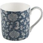 Buy Victoria and Albert Museum Mug Collection Giftboxed Can Mug Lotus Scroll at Louis Potts