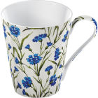 Buy Victoria and Albert Museum Mug Collection Giftboxed Mug Cornflower at Louis Potts