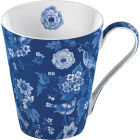 Buy Victoria and Albert Museum Mug Collection Giftboxed Mug Garden Birds Blue at Louis Potts