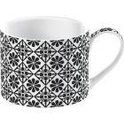 Buy Victoria and Albert Museum Mug Collection Mug Encaustic Tiles Petals at Louis Potts