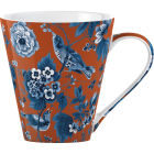 Buy Victoria and Albert Museum Mug Collection Small Mug Garden Birds Orange at Louis Potts
