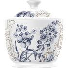 Buy Victoria and Albert Museum Palmer's Silk Covered Sugar Bowl at Louis Potts