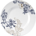 Buy Victoria and Albert Museum Palmer's Silk Dinner Plate at Louis Potts
