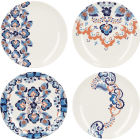 Buy Victoria and Albert Museum Rococo Silk Side Plate Set of 4 at Louis Potts
