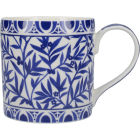Buy Victoria and Albert Museum The Cole Collection Mug Can Floral Geo White at Louis Potts