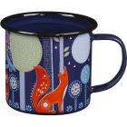 Buy Wild and Wolf Folklore Mug Blue Night & Day at Louis Potts