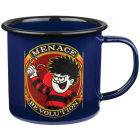 Buy Wild and Wolf Mugs Enamel Mug Dennis the Menace at Louis Potts