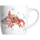 Buy Wrendale Giftware The Happy Crab Mug at Louis Potts